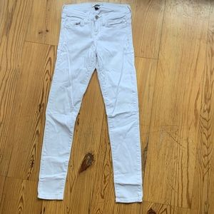 White dressy jeans